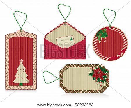 Christmas Eco Labels