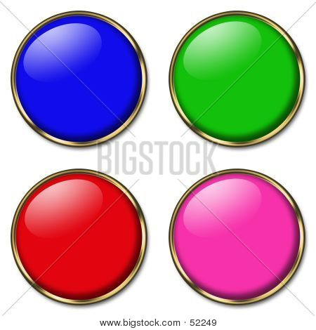 4 Web Buttons