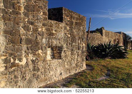 Presidio La Bahia Fortress