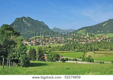 Pfronten,Allgaeu,Bavaria,Germany