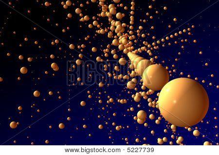 Spheres In Space