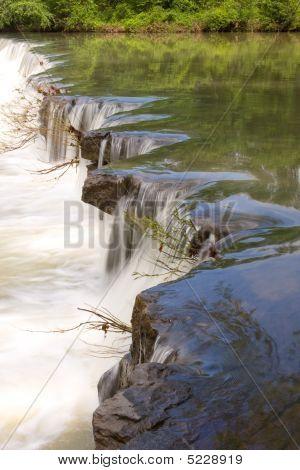 Natural Dam in Arkansas