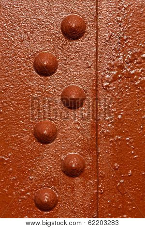 Industrial Factory Steel Construction Plating Rivets