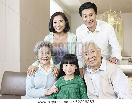 Three-generation Family