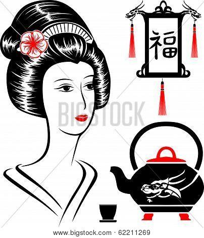 Asian Set
