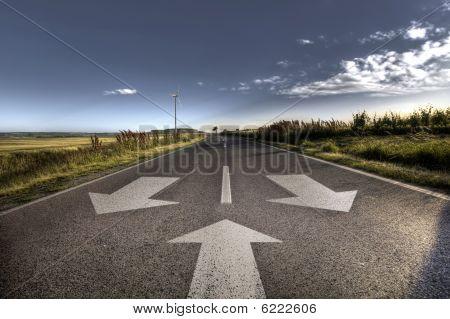 Direction concept