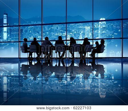 Hong Kong Business Meeting