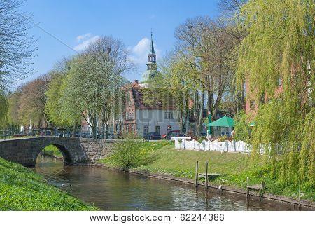 Friedrichstadt,Schleswig-Holstein,Germany