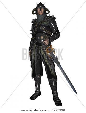 Dark Knight in Shining Armour