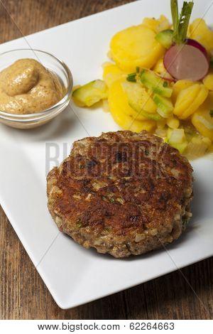 bavarian meatloaf