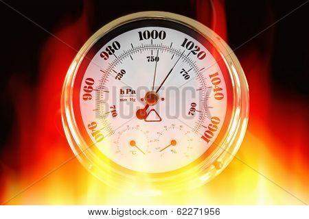 Barometer & Drought