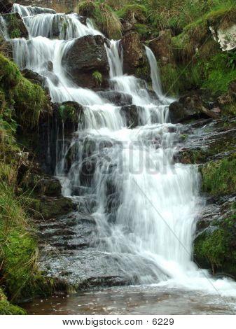 Running Water Falls
