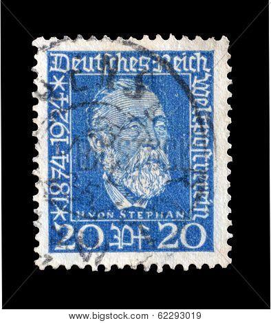 Deutsches Reich stamp 1924