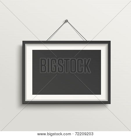 Blank Picture Frame Template