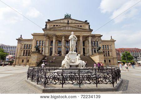 Concert Hall - Berlin