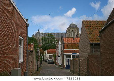 street in Veere