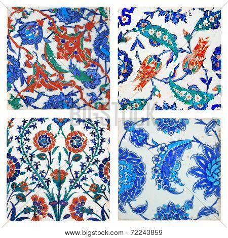 Ottoman wall tiles