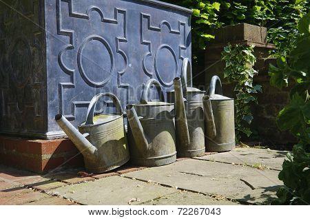 Metal Watering Cans