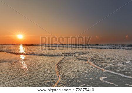 Sunrise on Hilton Head Island