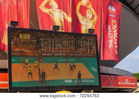 Brazil vs France semi-final match