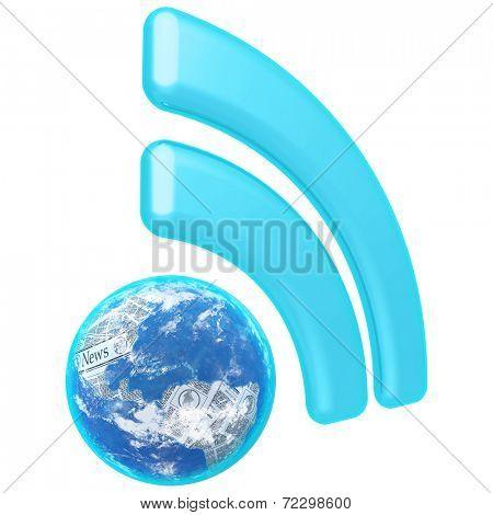 RSS World News Feed