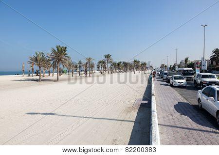 Corniche In Umm Al Quwain