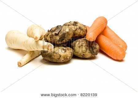Three Veg