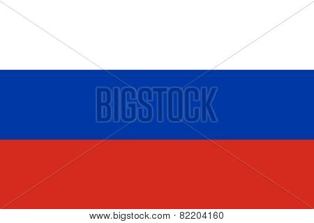 Russian Federation Official Flag
