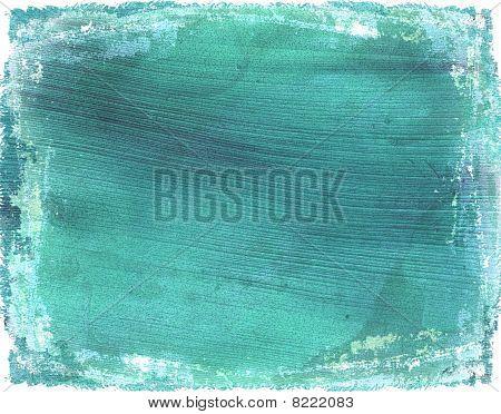 Washed Light Blue Grunge Coconut Paper Background