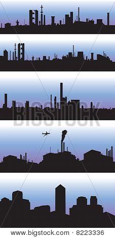 Industrial Skylines