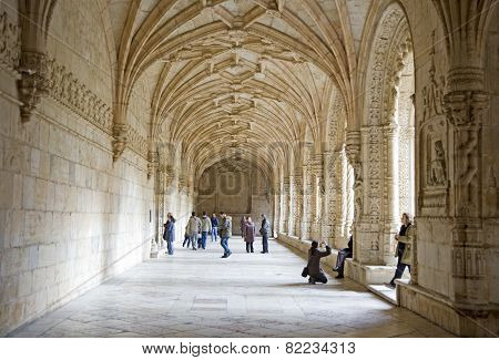 Monastery Of Jeronimos