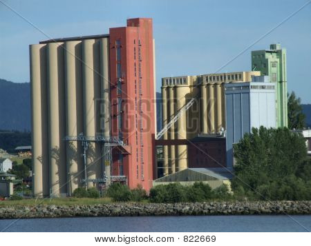 Big food manufacturing industry