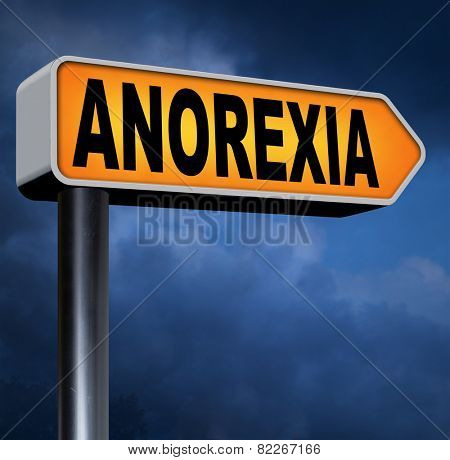 anorexia nervosa eating disorder with under weight as symptoms needs prevention and treatment is caused by extreme dieting, diet and bulimia