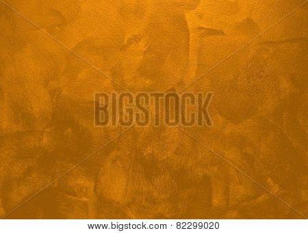 golden painting background