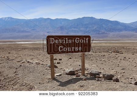 Death Valley National Park, California, Usa