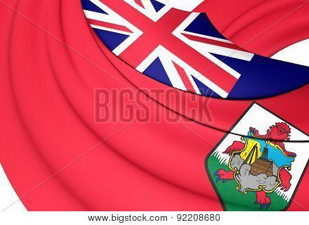 Flag Of The Bermuda