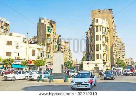 The Housing In Egypt