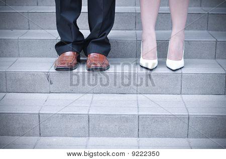 Asian, Black, Body, Bridal, Braut, Zeremonie, Kleidung, Konzept, Paar, Tag, Engagement, Ereignis, Fash