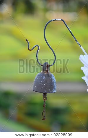 The Bell on The Temple