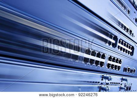 High Speed Internet, Web Hosting Information Technology. Fast IT network