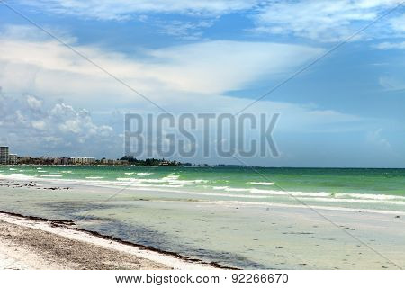 Siesta Key Beach in Sarasota Florida