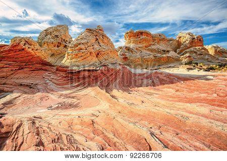 White Pocket area of Vermilion Cliffs National Monument