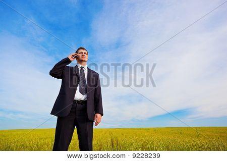 Man Calling