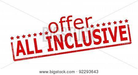 Offer All Inclusive