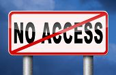 no access restricted area stop here password required members only no entrance denied authorized personnel only poster