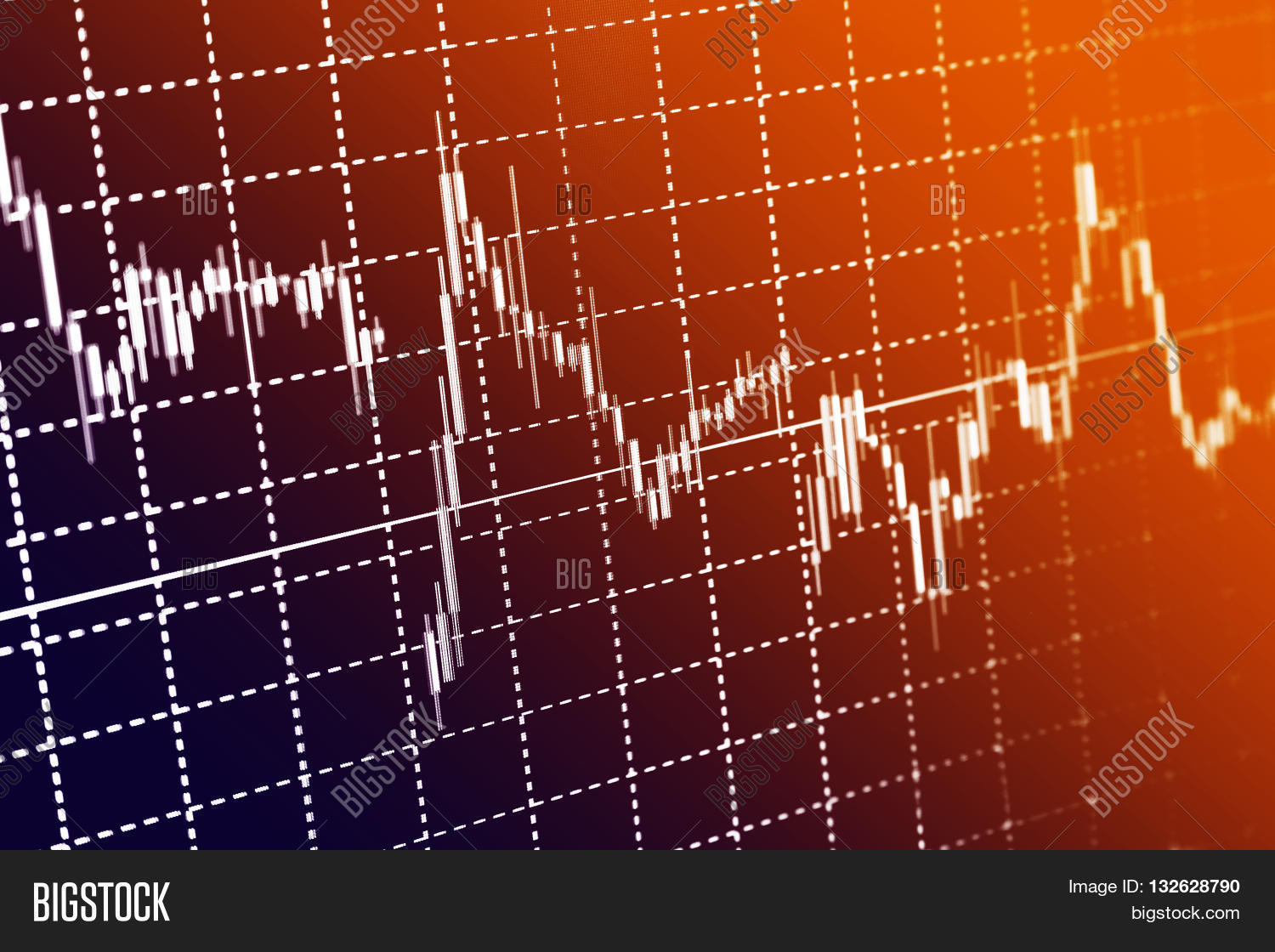 Live Market Quotes | Charts Quotes On Image Photo Free Trial Bigstock