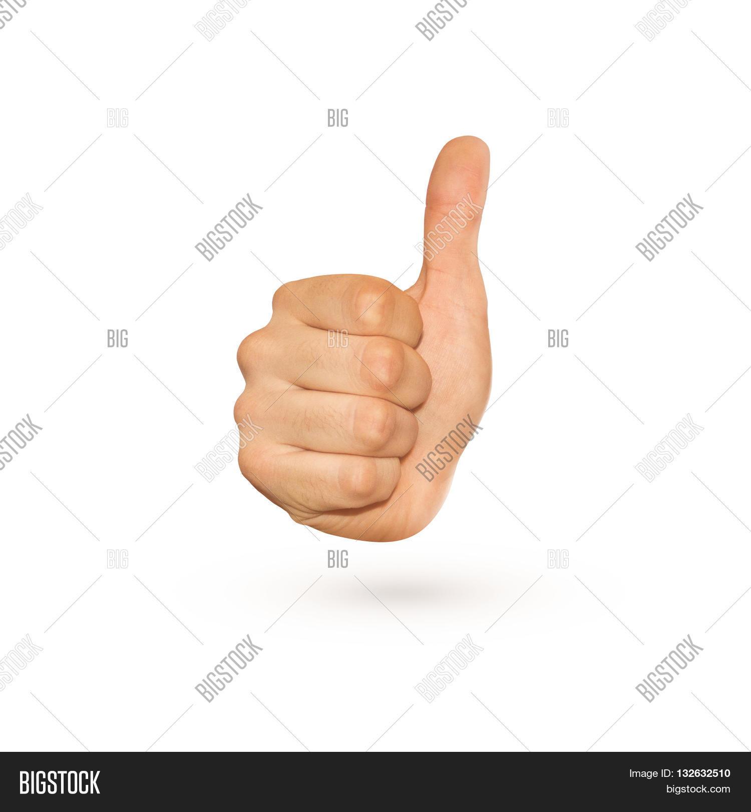 Icon Thumb Sign Image Photo Free Trial Bigstock