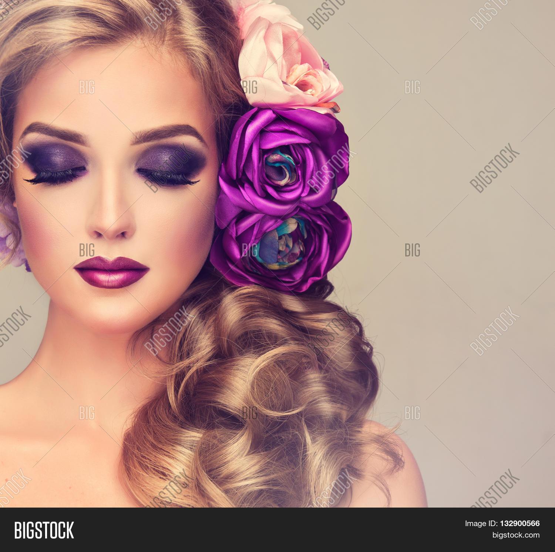 Summer Girl Beautiful Image Amp Photo Free Trial Bigstock