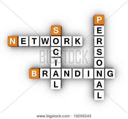 Personal Branding Social Network