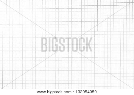 Pattern from white tiles wall texture background
